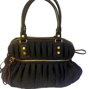 MZ WALLACE Metro Black Tote Handbag